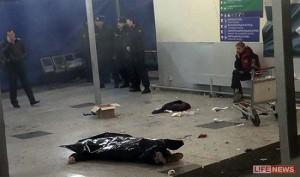 Теракт в Домодедово - фото