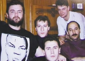 Виктор Айрапетов (слева) и его бандиты