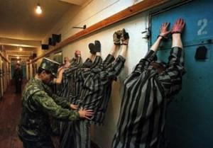 """Тюрьма """"Белый Лебедь"""" в городе Соликамске"""
