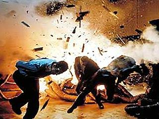 Взрыв магазина в ночь со 2 на 3 января