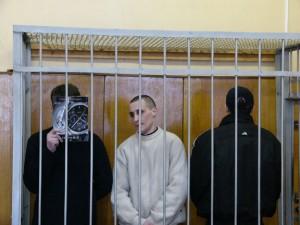 Телепин был признан виновным в дезертирстве, разбое, нескольких убийствах, а также бандитизме, и приговорен к пожизненному заключению в колонии особого режима.