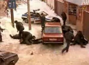 Арест Виталия Курбатова и его сообщников