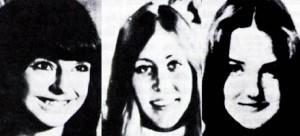 Жертвы Теодора Банди: Дэнис Насланд, Джэнис Отт, Мелисса Смит