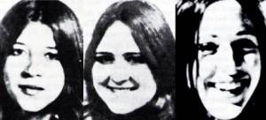 Жертвы Теодора Банди: Лаура Эйми, Дебби Кент, Кэрин Кэмпбелл