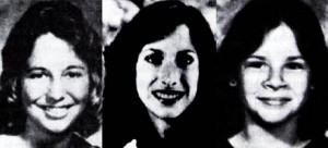 Жертвы Теодора Банди: Лиза Леви, Маргарет Боуман, Кимберли Лич
