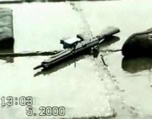 Отстрелявшись, убийца Вовы Армяна бросил автомат
