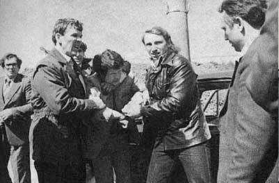 Задержание Иванькова