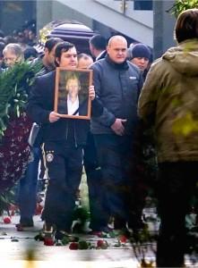 Похороны Вячеслава Иванькова (Япончика)