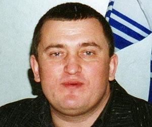 Криминальный авторитет Игорь Ильченко (Игривый)