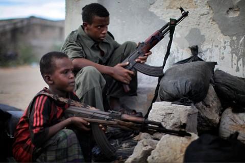 Маленькие Сомалийские пираты