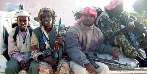 Сомалийские пираты фото