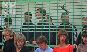 Члены банды «48 комплекс» в суде