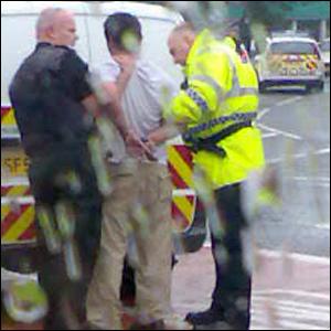 Криминальный лидер арестован