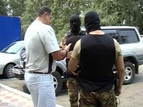 Криминальный авторитет арестован