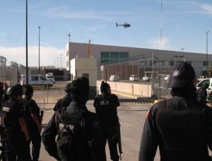 Мексиканская тюрьма