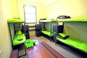 Камеры. В таких помещениях грузинские осужденные живут после реформы системы наказания