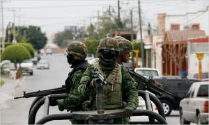 Силовые структуры Мексики борются с мафией