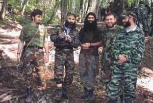 Чеченские группировки в Москве поддерживают связи с боевиками