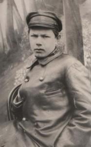 Чекист Иван Бусько, застреливший Леонида Пантелеева в засаде на Можайской улице.