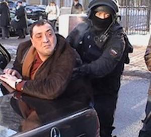Задержание вора в законе Лаши Шушанашвили
