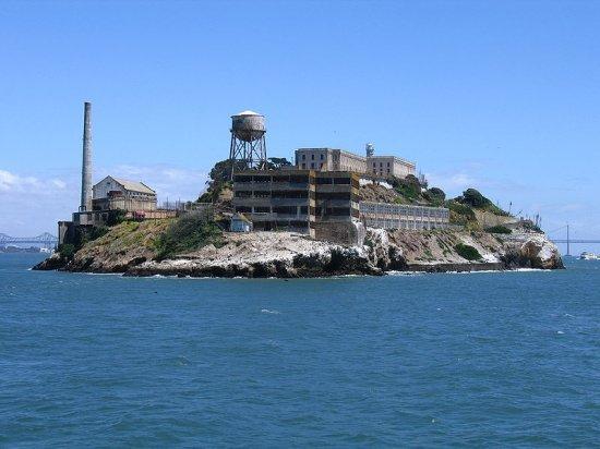 История тюрьмы Алькатрас