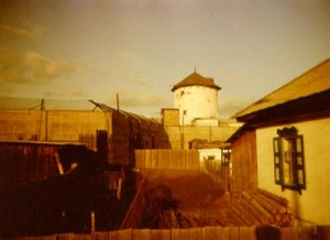 Минусинская тюрьма.