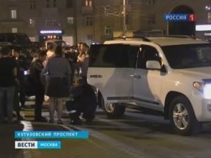 Спецоперация на Кутузовском проспекте: в Москве схвачена банда кавказских грабителей