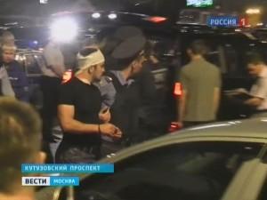 В Москве обезврежена банда из пяти предполагаемых грабителей - гастролеров с Северного Кавказа