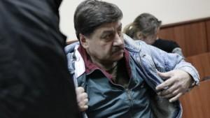 Генерал-майор Владимир Чеишвили