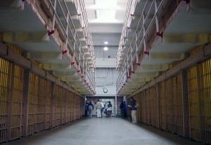 Сейчас из тюрьмы Алькатрас сделали музей