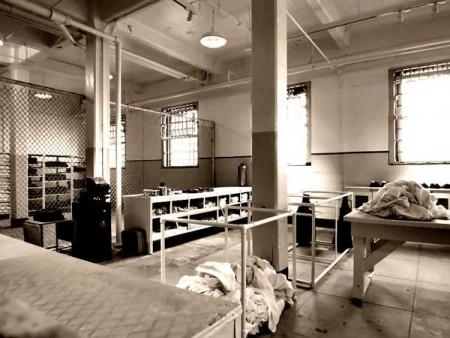 Тюрьма Алькатрас Фото