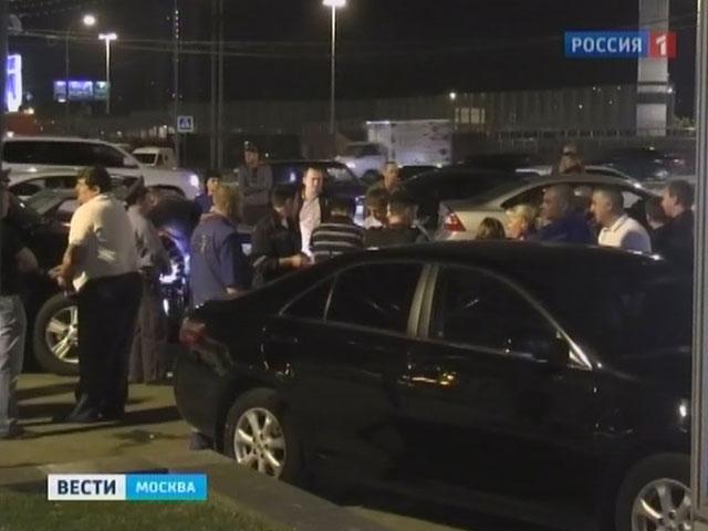 Схвачена банда кавказских грабителей