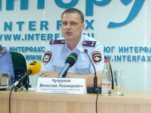 Начальника полиции Ростова-на-Дону Вячеслав Чупрунов