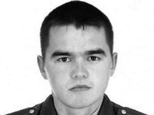 Старший лейтенант Динар Хузин
