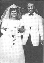 Свадьба Чарльза Уитмена