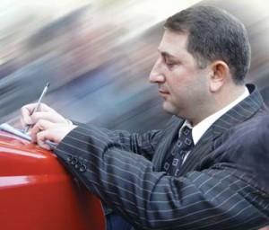 Криминальный авторитет Бондо Шаликиани