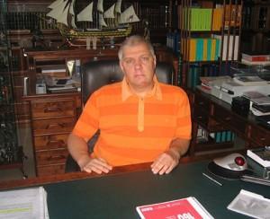 изнесмен Владимир Захарченко — личность в губернии достаточно известная