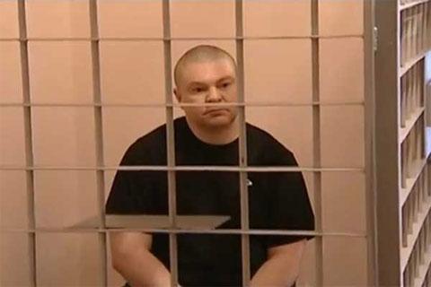 На судебном заседании Сергей Цапок попытался вскрыть себе вены