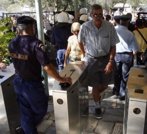 Воровская сходка в Греции