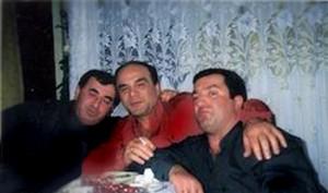 Воры в законе Николай Тутберидзе (Маци), Мирон Горгидзе (Мирикия), Реваз Цицишвили (Цицка)