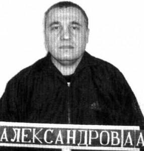 Вор в законе Алексей Александров (Пастор)