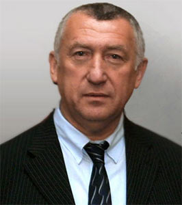 Один из первых покровителей Сабадаша - Михаил Черной