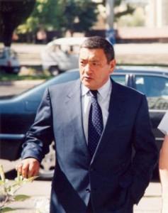 Криминальный авторитет Узбекистана и бизнесмен Гафур Рахимов