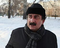 Скульптор Арам Григорян