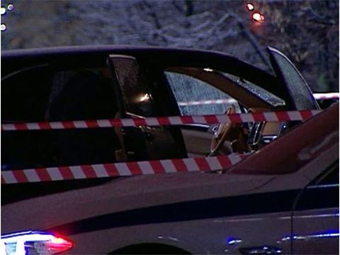 На месте расстрела Амирбека Бисултанова