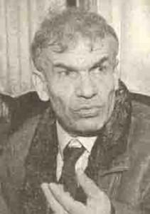 Вор в законе Владислав Кирпичёв (он же - Дядя Слава, Кирпич, Полтинник)