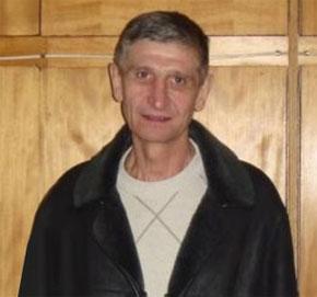 Вор в законе Валерий Митин (Мотыль)