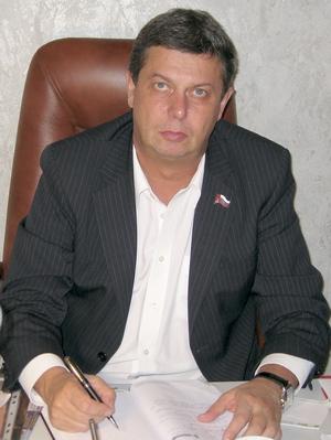 Депутат гордумы Екатеринбурга Эдуард Романовский
