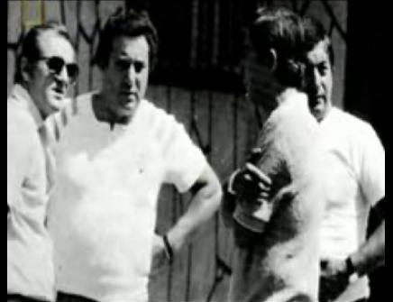 Фотография сделанная ФБР, через несколько минут после того как гангстеры узнали правду о Донни Браско