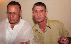 Воры в законе Иван Голубков - Голубок и Валерий Митин - Мотыль